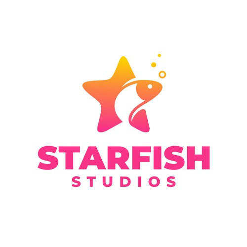 "Logo for ""STARFISH STUDIOS"""