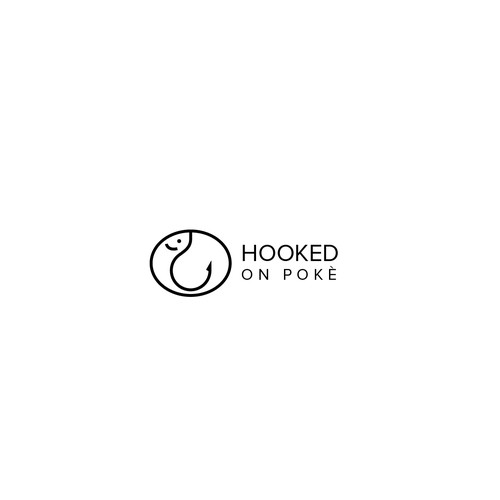 Creative Concept of Fish and Hook