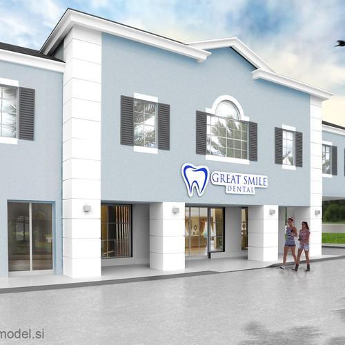 facade renovation - 3d contest