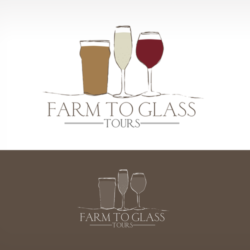 Logo needed for new farm and beer/cider/wine tourism business