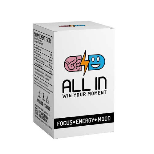 supplement for energy, mood, and focus they need to perform