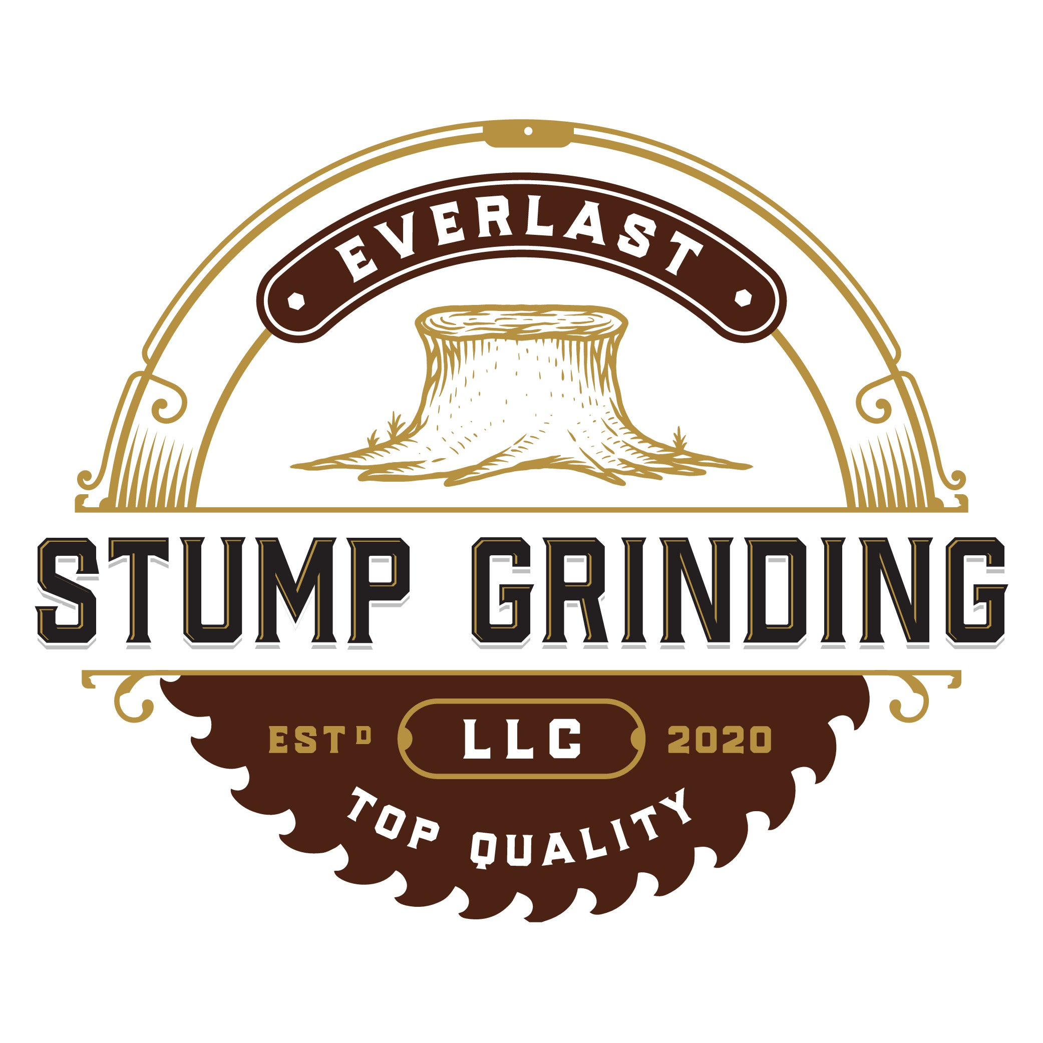 Need simple logo for stump grinding business
