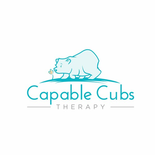 Logo design for Capable Cubs
