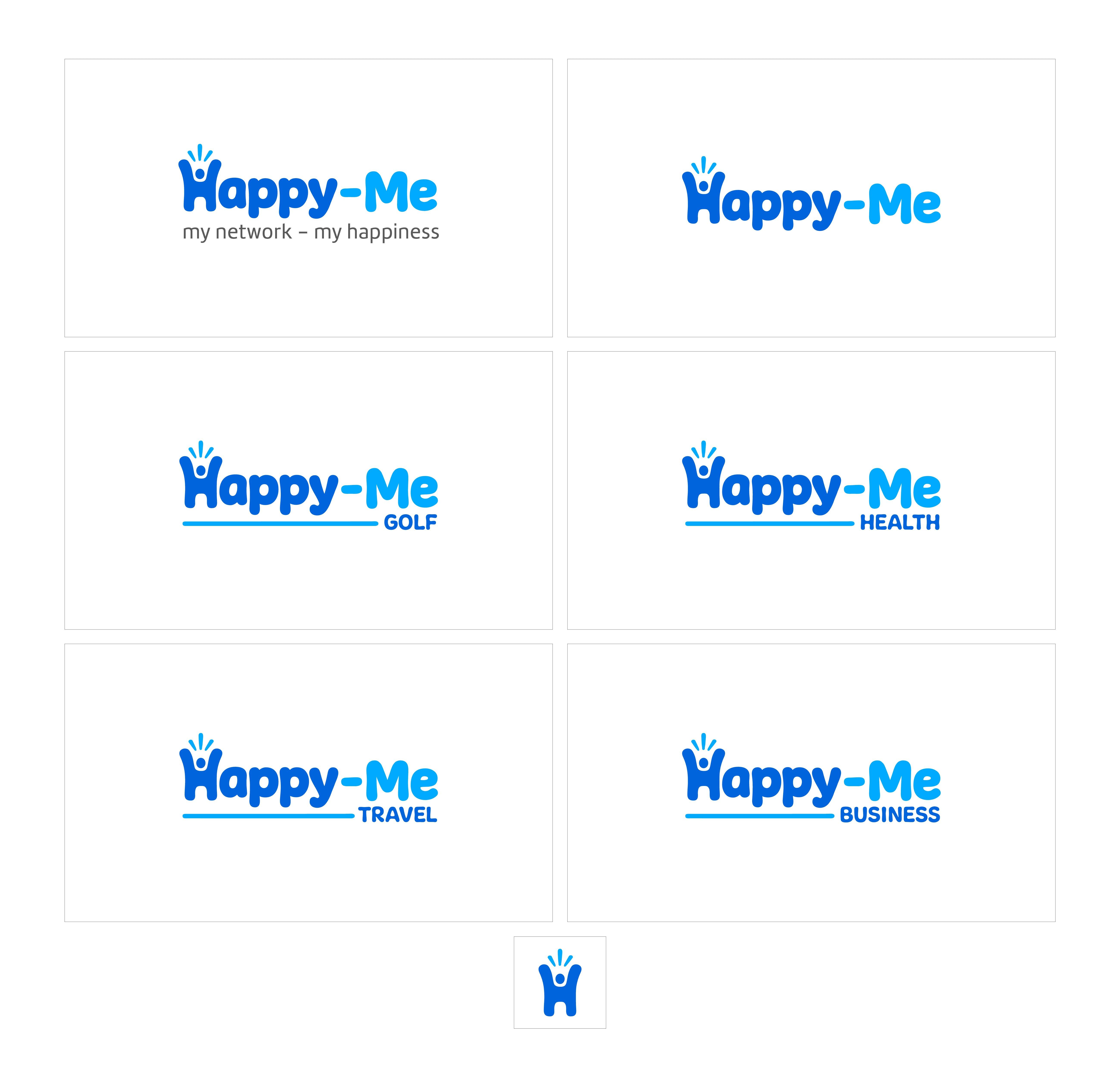 Happy-Me Logo