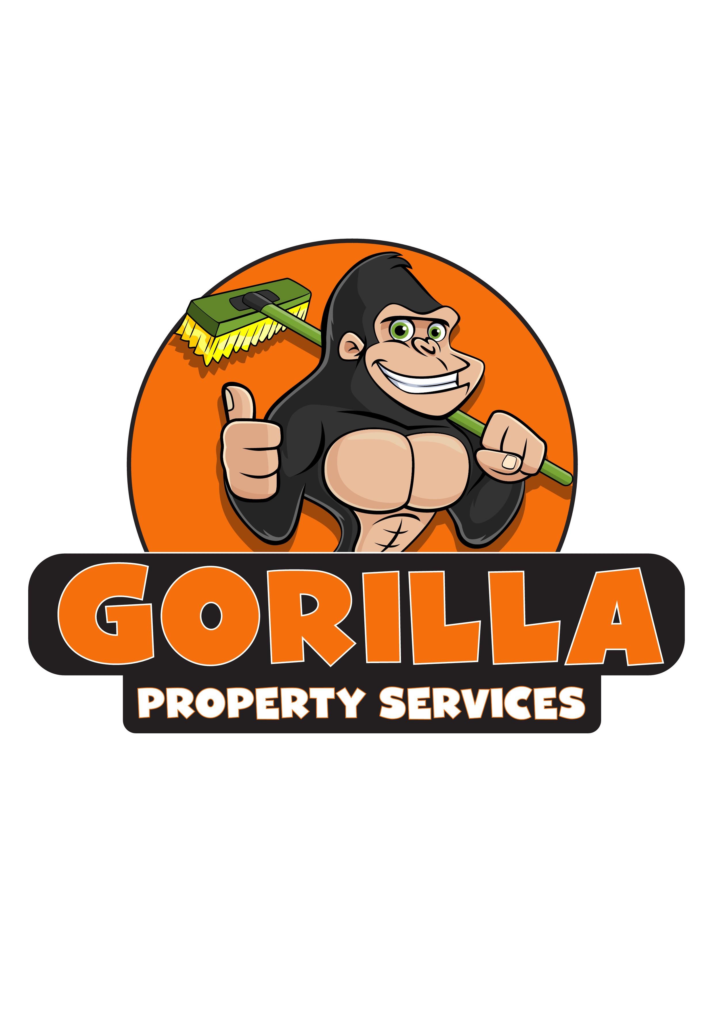 Funky, Cool Gorilla Logo Needed!