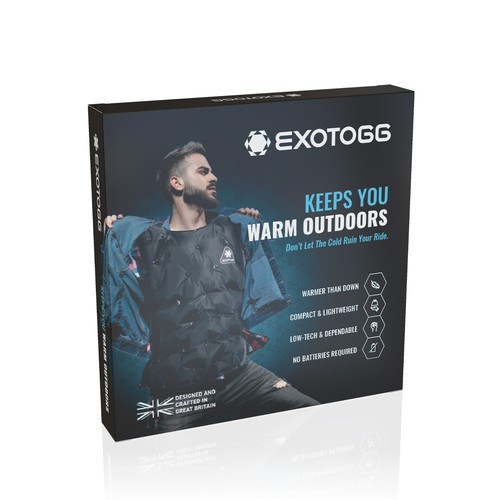 Packaging for Exotogg