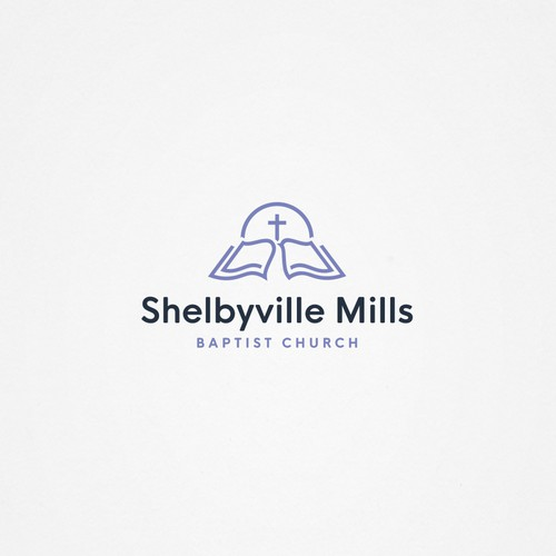 Logo for Shelbyville Mills Baptist Church
