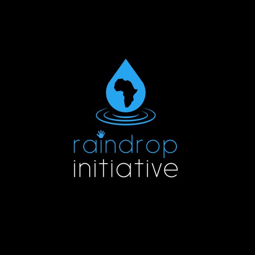Logo for The Raindrop Initiative