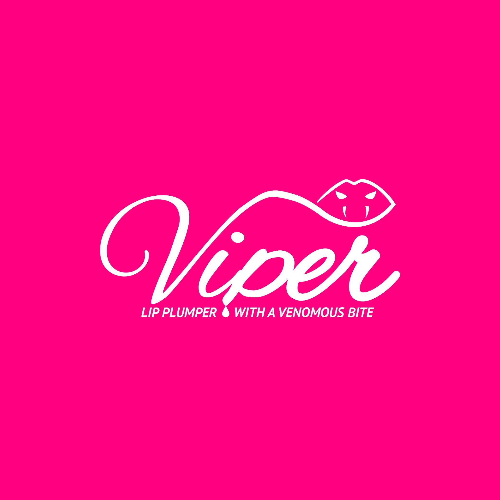 Viper LIp Gloss With Bite