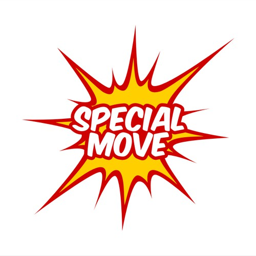 Help SPECIAL MOVE GAMES with a new logo