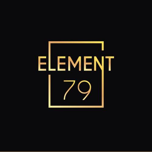 Logo for an enviromentally friendly gold mining company.