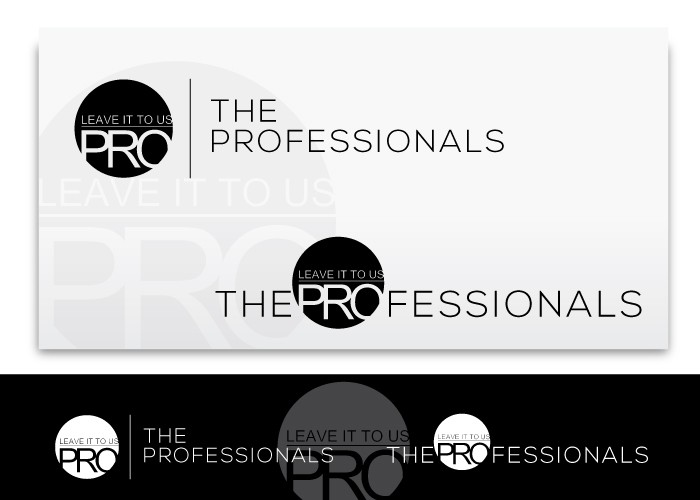 Create the next logo for The Professionals