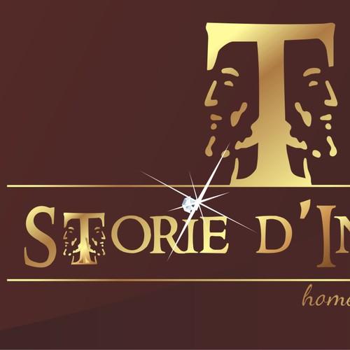 Crea il prossimo logo per Storie d'Interni