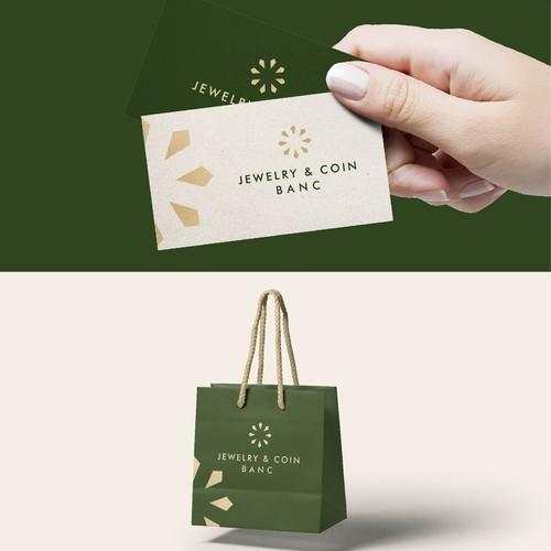Logo Design for Jewelry Luxury Looks