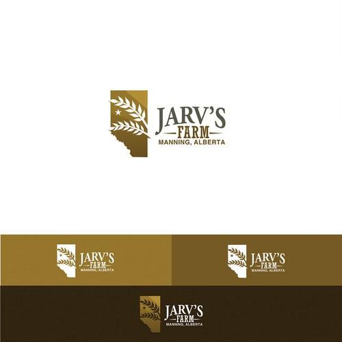 Jarv's farm logo