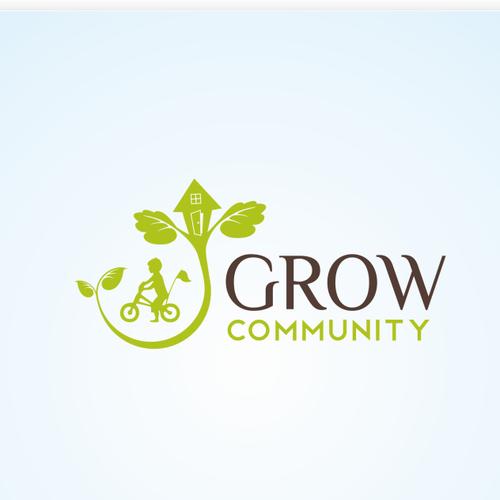 Logo for Grow Community