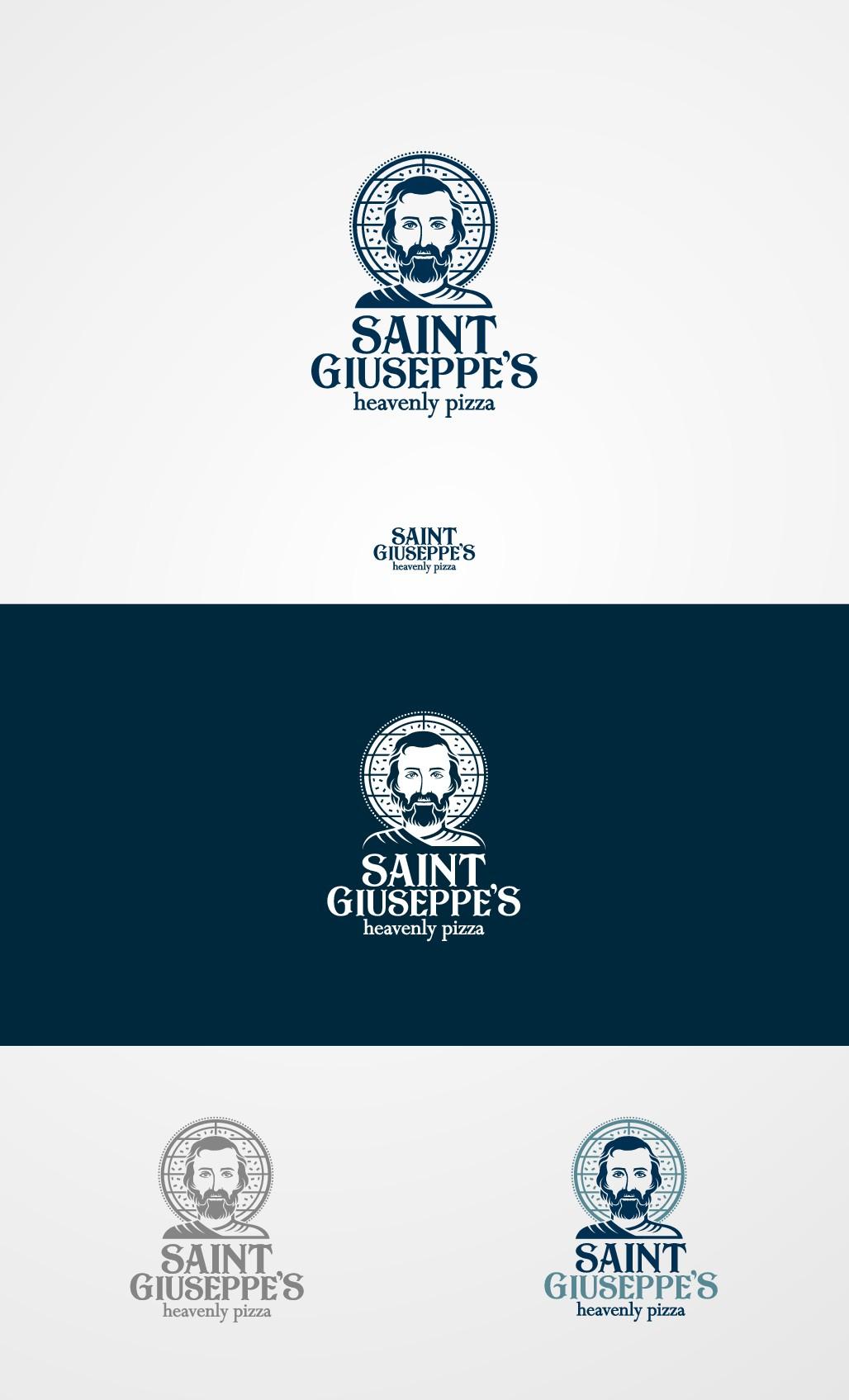 "Create a ""Heavenly"" Logo for a Family Pizza Restaurant"