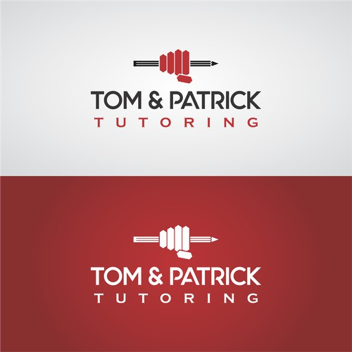logo for Tom & Patrick Tutoring