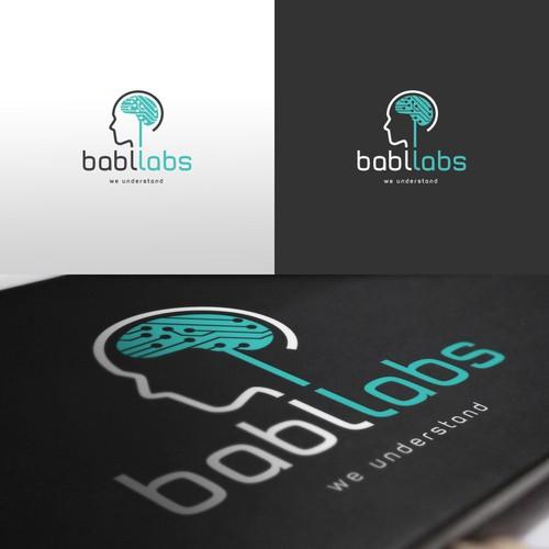 Logo concept for 'Babllabs'