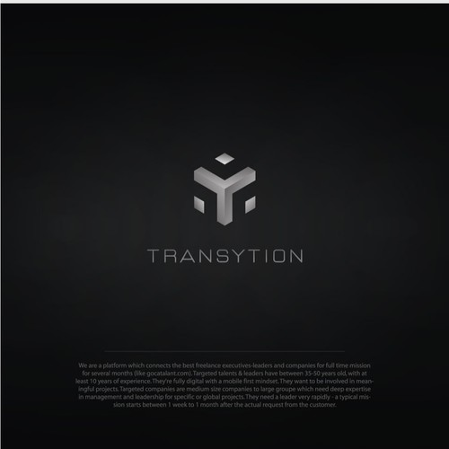 Logo for Transytion