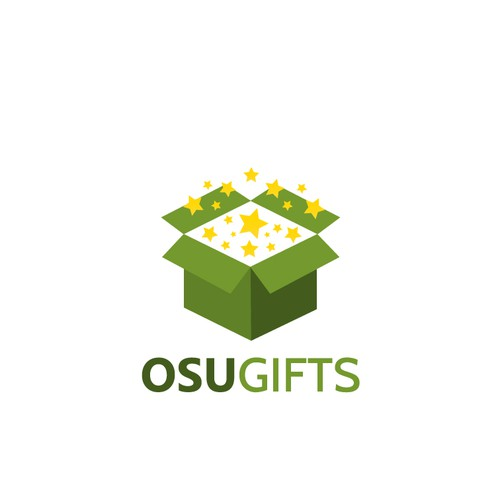 event gifts company needs new, modern logo