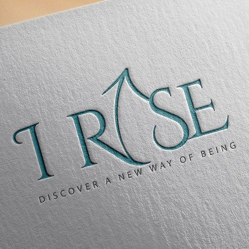 Logo concept for a coaching and counselling a firm