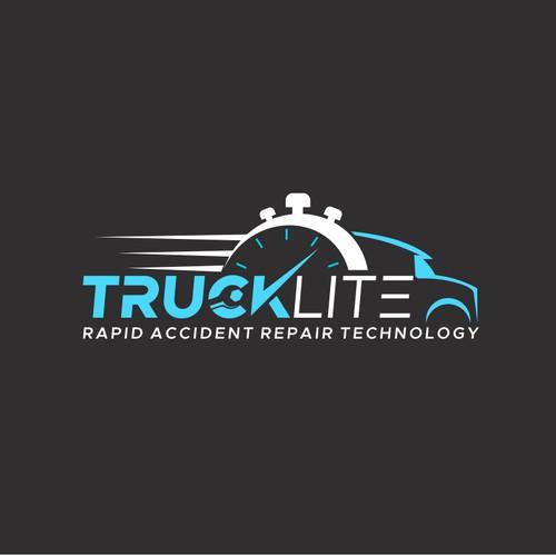 TruckLite Logo Design