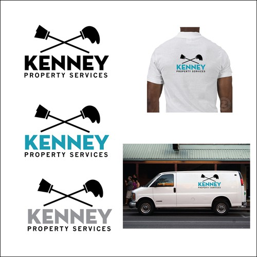 LOGO Design  I  Small Janitorial Business