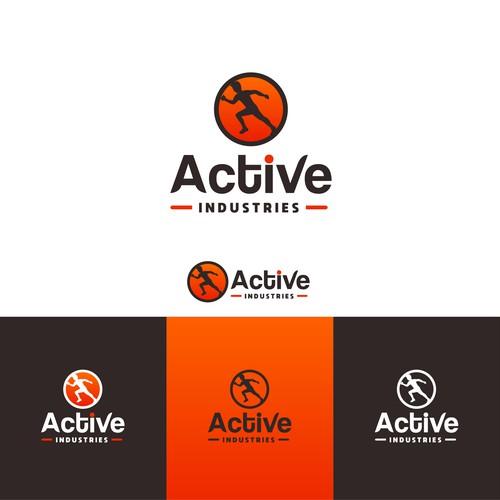 logo for sport store