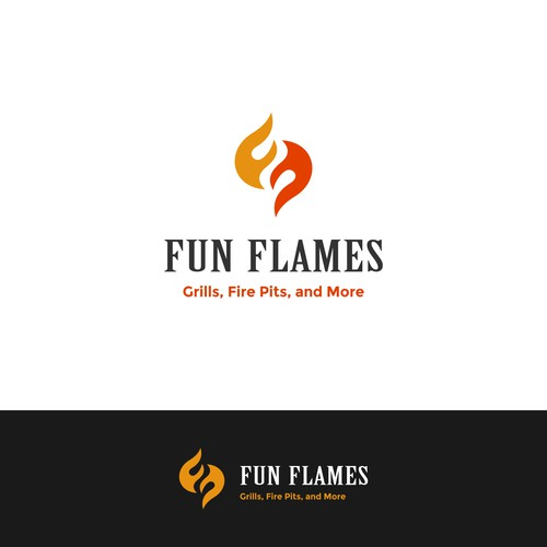 Two F initial as fire