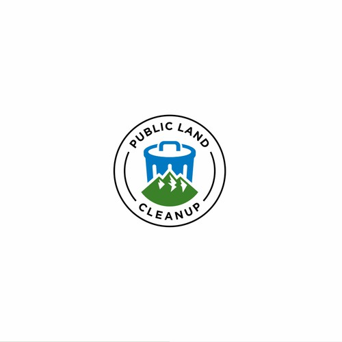 Logo For Public Land Cleanup
