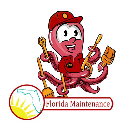 Mascot concept for Maintenance Industry