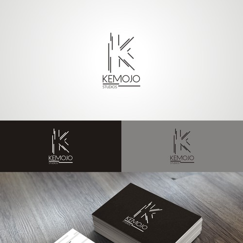 Create a Logo for a new videogame company - Kemojo Studios