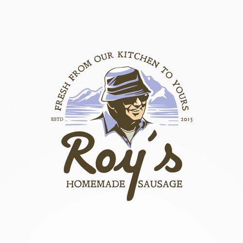 Roy's homemade sausage