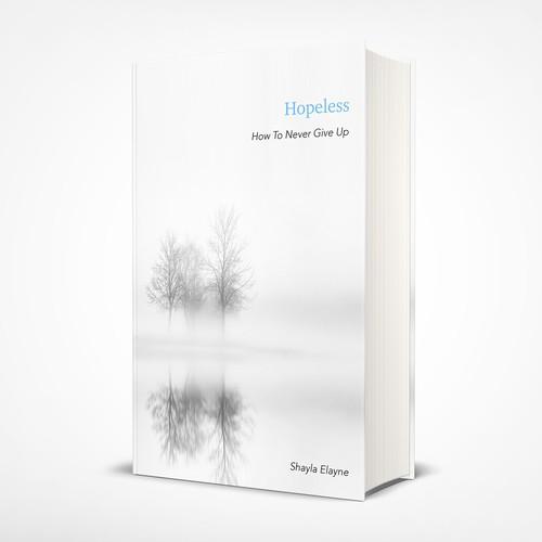 hopeless-book cover design