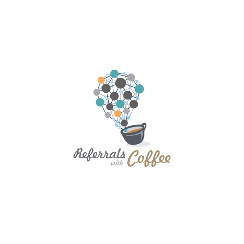 Referrals with Coffee