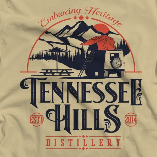 Tennessee Hills distillery