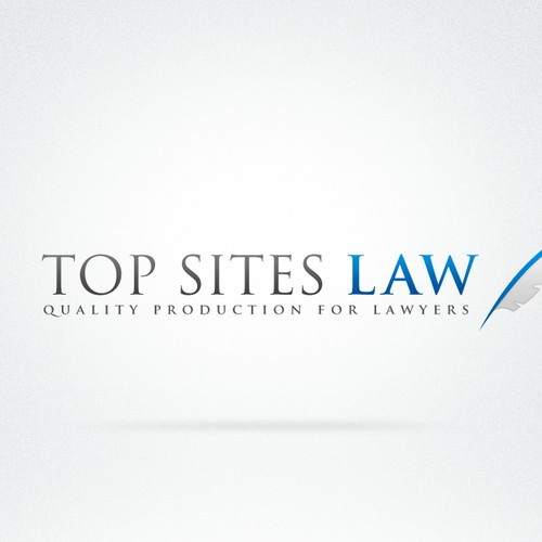 Help Top Sites Law with a new logo