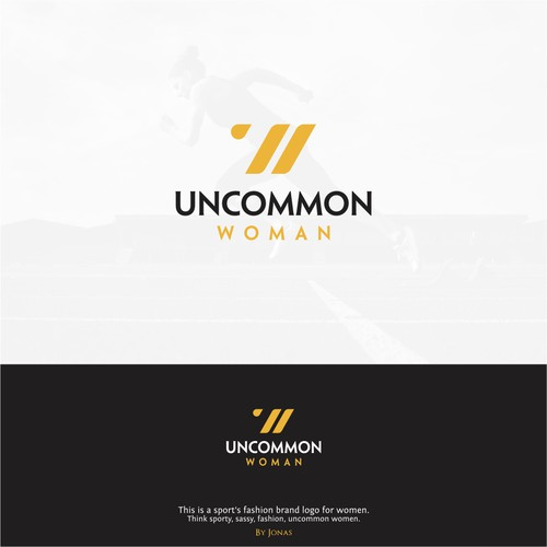 Logo Concept for Uncommon Woman