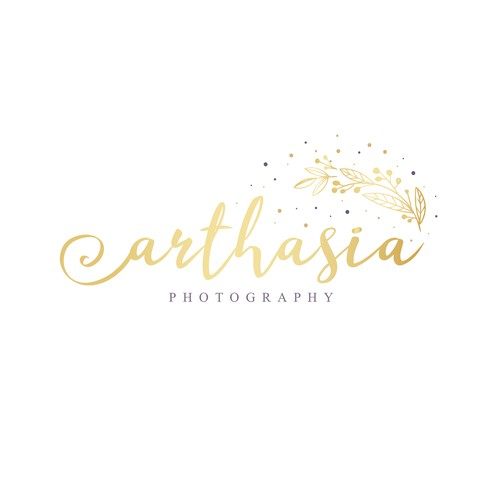 """Maternity photographer needs logo with magical touch!"""