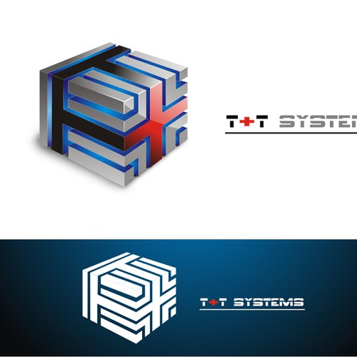 Help T&T Systems with a new logo