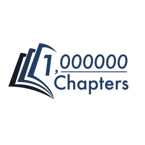 1,000,00 Chapters Logo