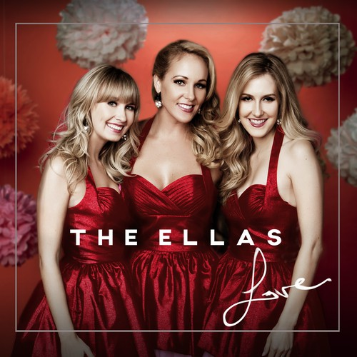The Ellas: L-O-V-E (Album Cover)