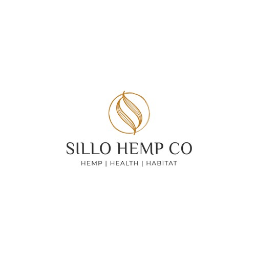 Sophisticated logo  for HEMP & CBD INDUSTRY with honest/quality brand.