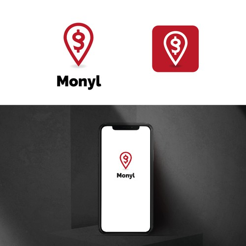 Fun and Original logo for a mobile payment App