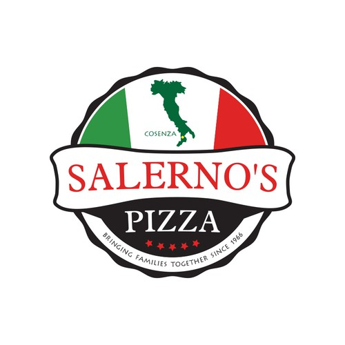 Create the logo for the next best pizza!