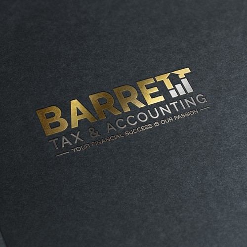 Logo for tax and accounting companies