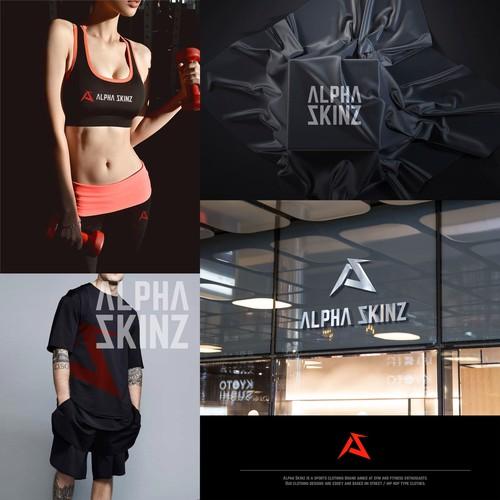 Alpha Skinz