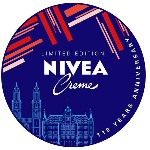 Nivea Creme Limited Edition Tin