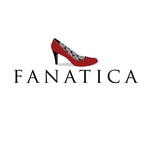 New Logo for High End Women's SHOE STORE